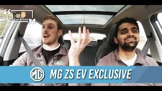 MG ZS EV Exclusive ✅ PCO Car Reviews