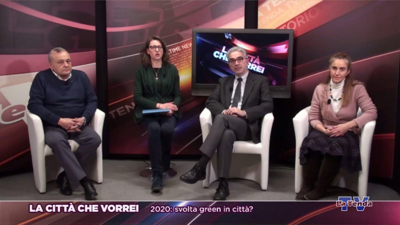La città che vorrei - 2020: svolta green in città?