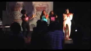 Mz. Glamorous Performance at Indie Music Night 3 Year Celebration