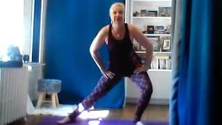 N°25/By Sylvie FREGEZ  gym entretien basic