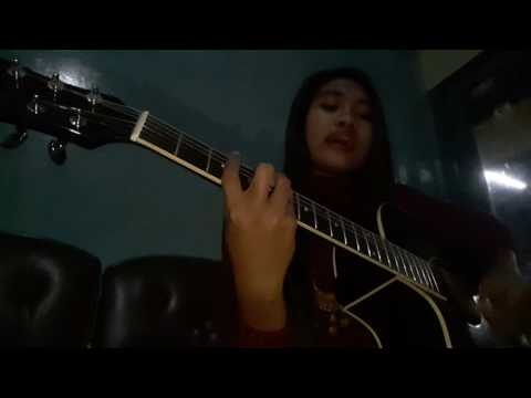 Akan Ku Tunggu (Sherina munaf) Cover Song by Erike