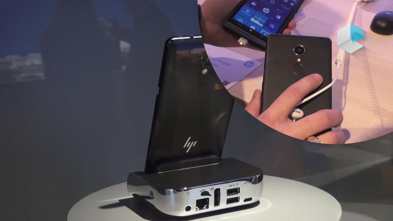 Nuovo Hp Elite X3 2017 Smartphone Windows 10 E Nuove