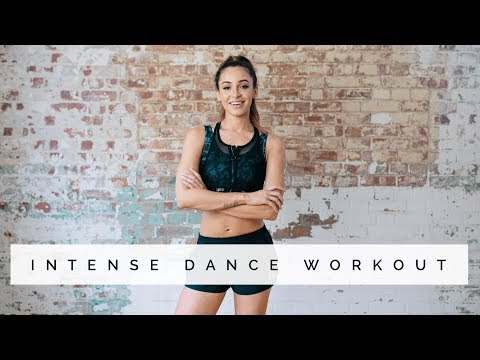 INTENSE DANCE WORKOUT | Danielle Peazer