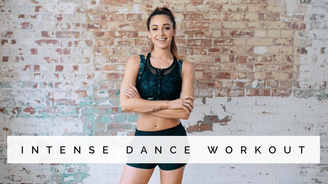 INTENSE DANCE WORKOUT   Danielle Peazer - YouTube
