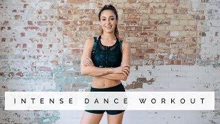 INTENSE DANCE WORKOUT | Danielle Peazer