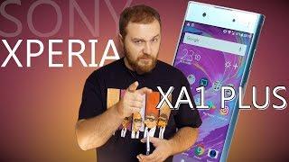 видео Купить Смартфон SONY Xperia XA1 Plus DS  Черный G3412RU/B в интернет-магазине, приобрести, дешево, со скидкой, в магазине