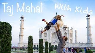 The Love Story Of The Taj Mahal