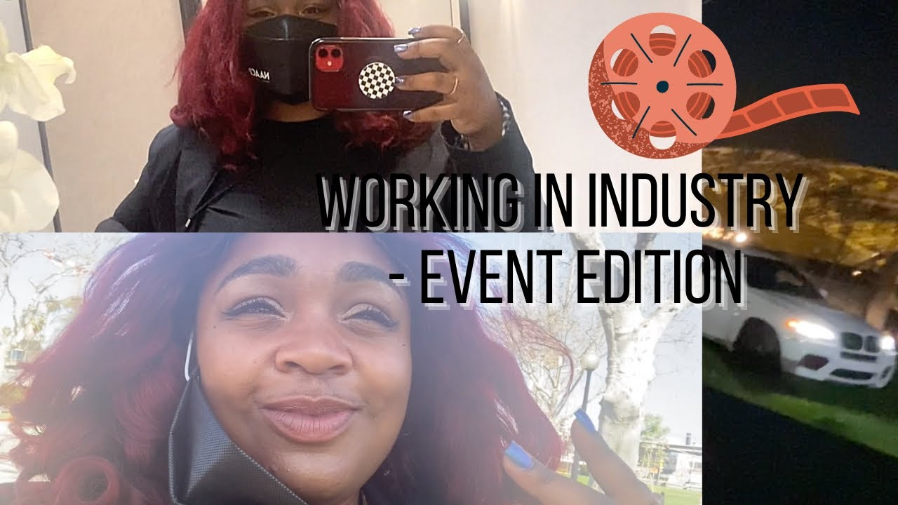 Vlog ➟  Working An Industry Event, Divine Appointments