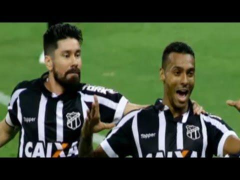 Ceará 2 x 0 Juventude - Narração: Gomes Farias, Rádio Verdes Mares 15/07/2017