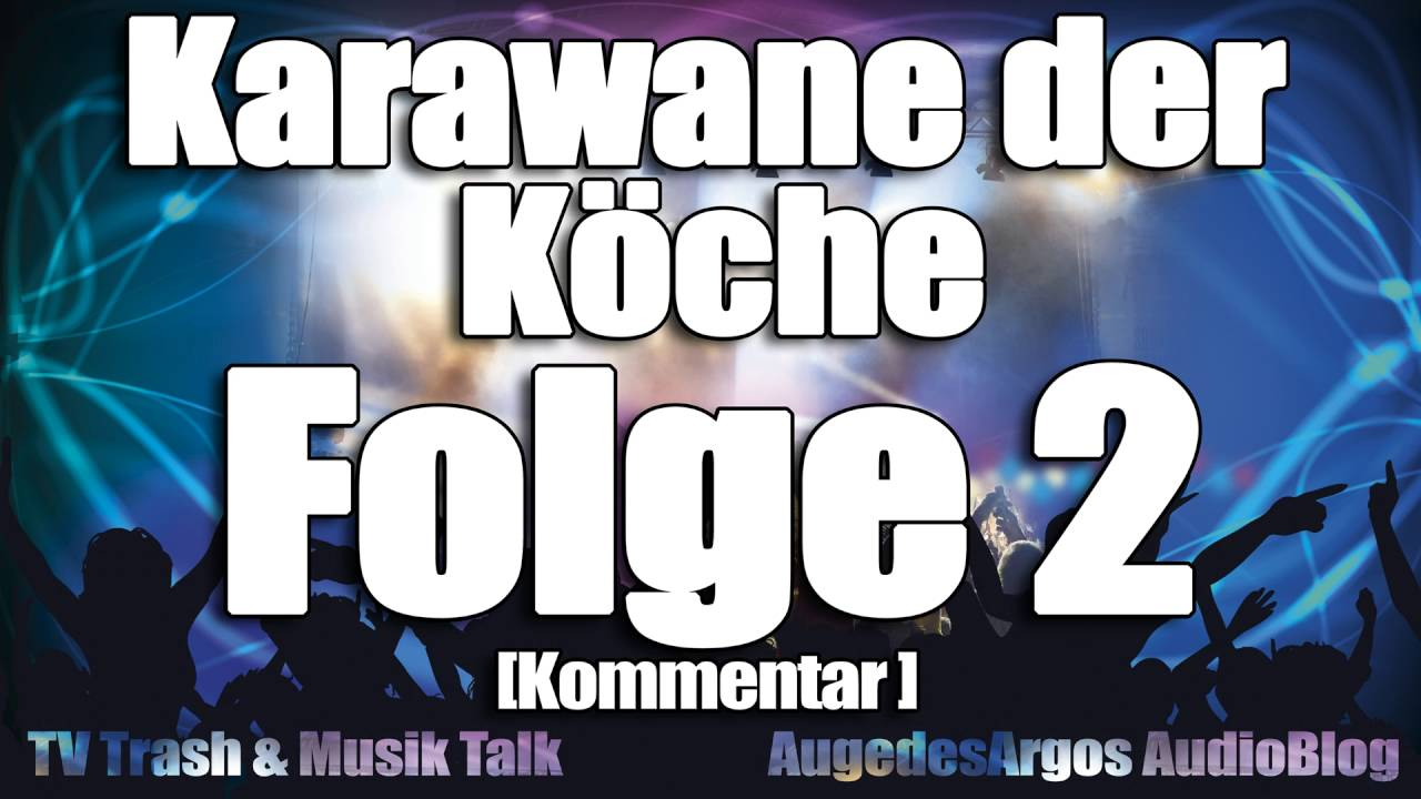 Karawane Der Köche