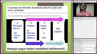 TSRM Webinar: PCO'de Ovulasyon İndüksiyonu - Doç Dr. Özlem MORALOĞLU TEKİN