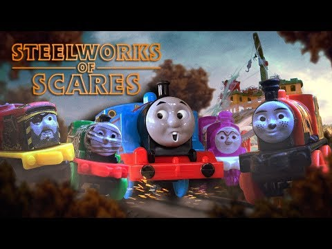 Spooky Stories | Steelworks of Scares Ep. #2 | Thomas & Friends