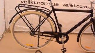 """Обзор велосипеда """"Дорожник Комфорт"""""""