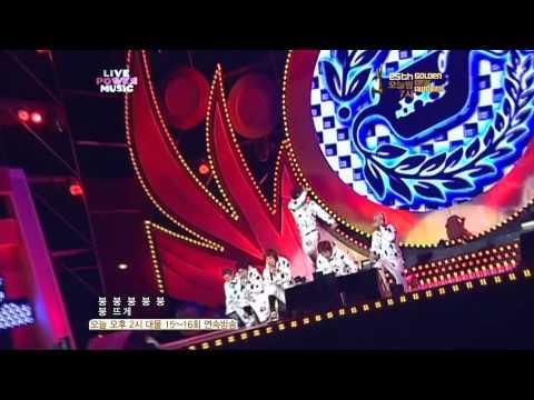 [PERF] 101205 Y Star Live Power Music - Dalmatian - Round 1