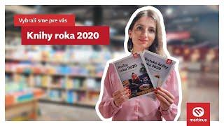 Inšpirujte sa - Knihy roka 2020