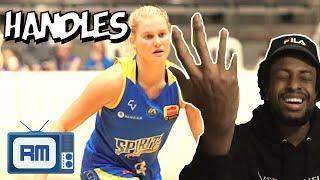 Shyla Heal WNBL Australia Highlights Reaction | 2021 WNBA Draft Prospects