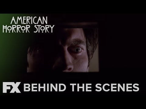 American Horror Story: Hotel  Inside: Creep Out With Wes Bentley  FX