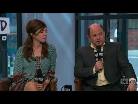 "Jason Alexander & Amy Pietz Discuss Their New Series, ""Hit The Road"""