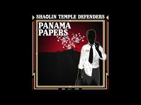 SHAOLIN TEMPLE DEFENDERS- Panama Papers (Official audio)