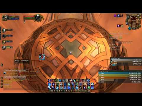 HoV+15 Vs Ready Check - Realm First (Frost Mage PoV)