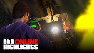 That Creamy Feeling - GTA Online Highlights #32