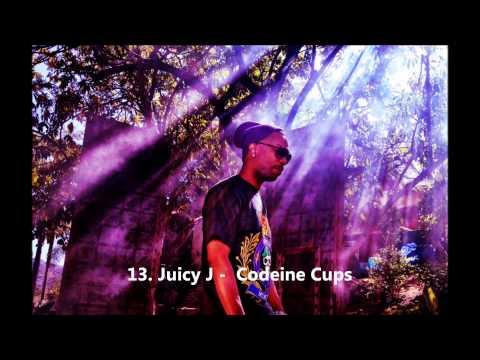 Juicy J Top 25 Songs