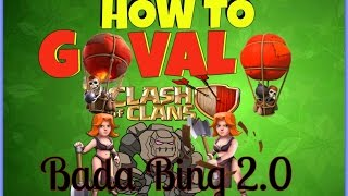 Clash of clans - How to GOVALO 3 star ATTACK episode 2