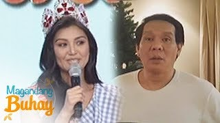 Magandang Buhay: Popshie Joey's message to his daughter