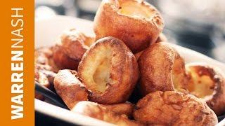 Yorkshire Pudding Recipe - In 60 Seconds - Recipes By Warren Nash