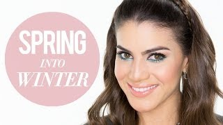 """Spring"" into the Winter with Pastels & Braids 