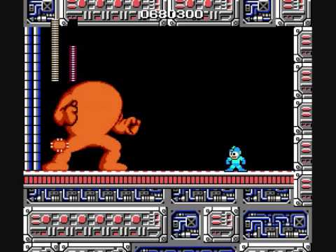 Mega Man 1 - Dr. Wily Stage 1 Perfect Run