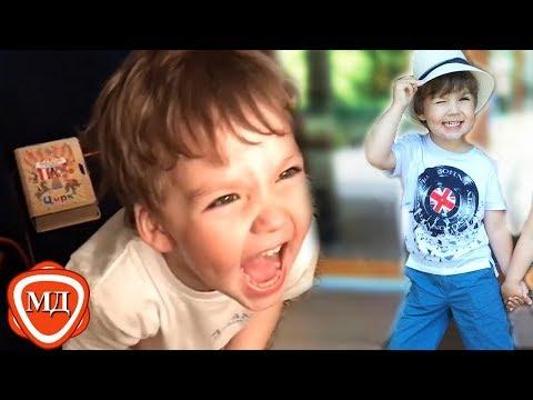 ДЕТИ ПУГАЧЕВОЙ И ГАЛКИНА: Только Гарри! Все видео про сына Пугачевой и Галкина Гарри в одном ролике! - Как поздравить с Днем Рождения