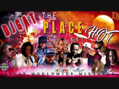 DANCEHALL MIX MAY 2019  DJ GAT THE PLACE GET HOT FT VYBZ KARTEL/TEEJAY/POPCAAN/MAVADO