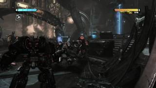 Transformers: War for Cybertron Gameplay (PS3)