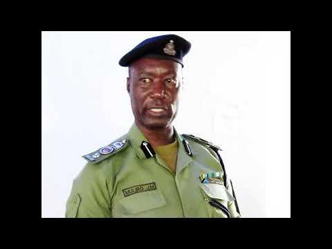 Polis Wawakamata Wapambe Wa Chadema