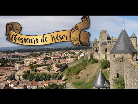 CHASSEURS DE TRÉSOR - CARCASSONNE - épisode 1