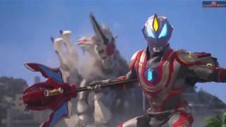 Battle Ultraman Geed and Friends The Ultimate Final
