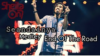 Sheila On 7 Seandainya medley End Of The Road Live at CITY CONCERT BOLD XPERIENCE 2019 Makassar MP3