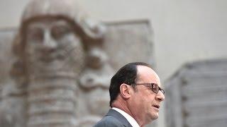 В Лувре собирали средства на защиту культурного наследия (новости)