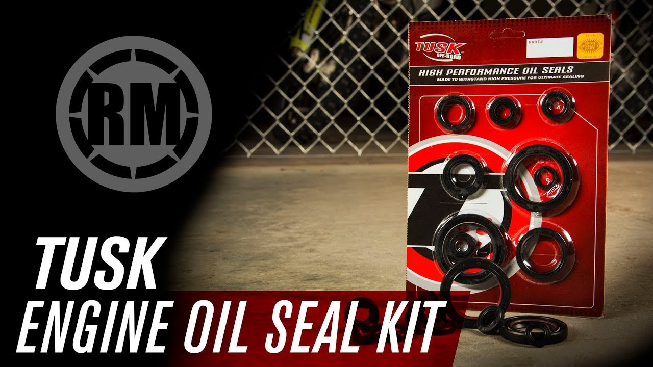 Tusk Engine Oil Seal Kit | Parts & Accessories | Rocky