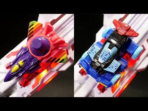 劇場版 ルパンレンジャーVSパトレンジャー en film プレミアムセット VSビークルlite ミュージックセット Lupine Ranger VS Pato Ranger