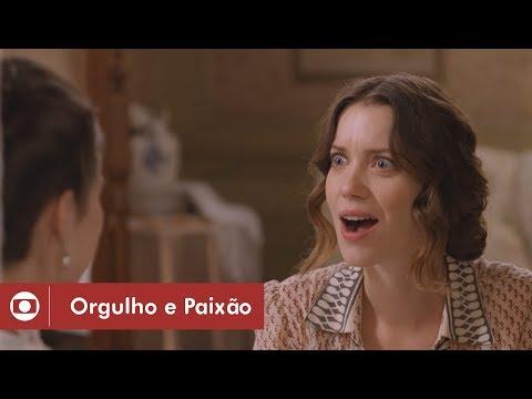 Orgulho e Paixão: capítulo 39 da novela, quinta, 3 de maio, na Globo