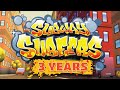 Subway Surfers - 3 Year Anniversary