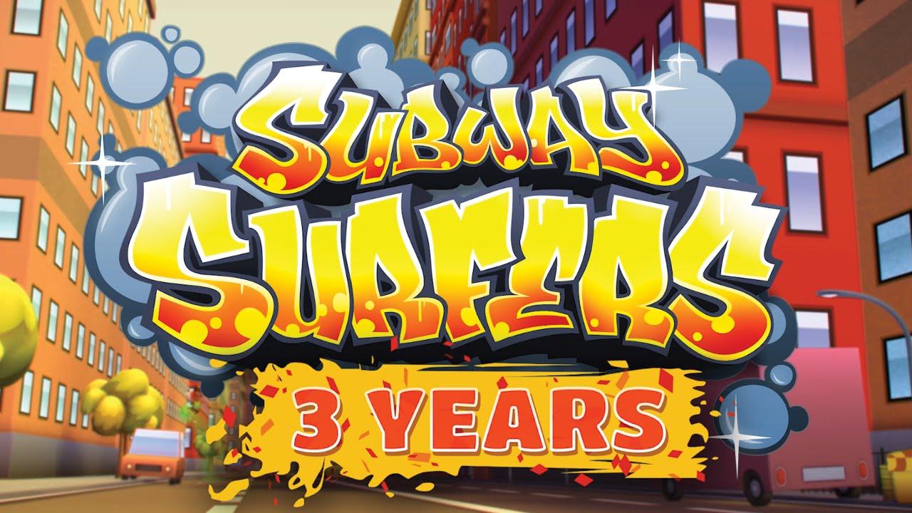 Subway surfer 3
