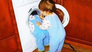 Los Mejores Bebés y Divertidos Que Causan Problemas - Funny Baby Siblings Playing Together Fails