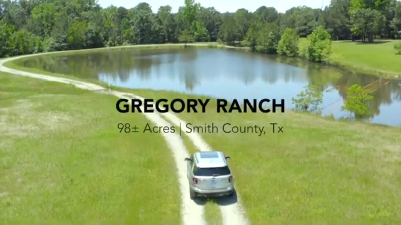 East Texas Country Home Fishing Lake Land Hunting For Sale Gregory Ranch