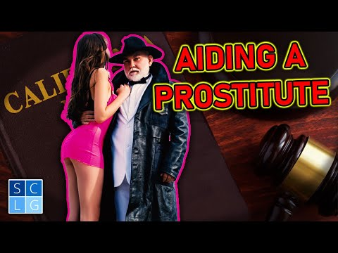 Supervising or Aiding a Prostitute - Penal Code 653.23