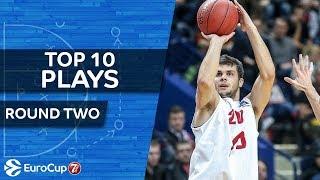 7DAYS EuroCup Regular Season, Round 2: Top 10 Plays
