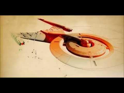 Star Trek Discovery Alternative theme - Soaring Free