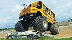 10 Most Incredible Monster Trucks In The World